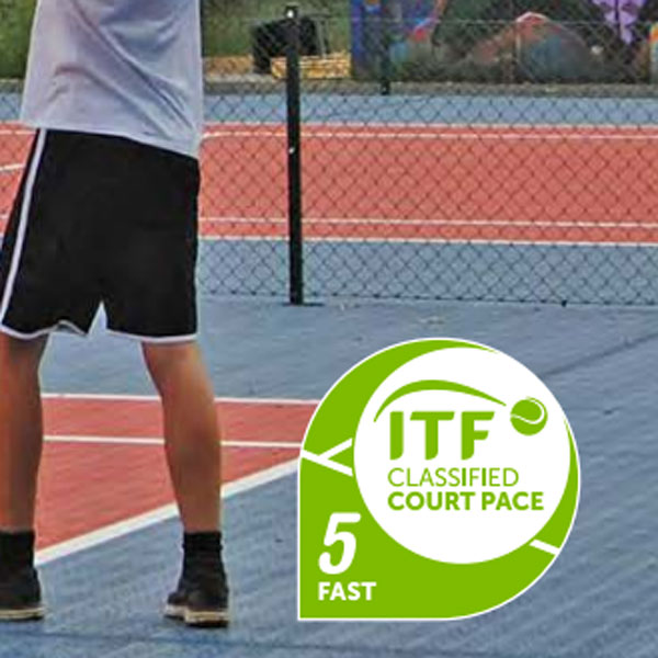 ITF - CATEGORY 5 - Fast